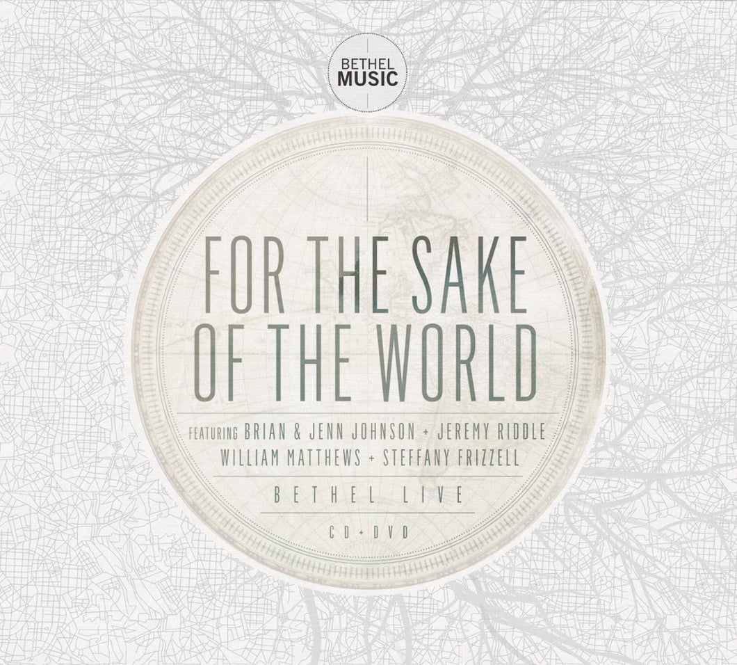 Bethel For the Sake of the World Deluxe Edition CD/DVD