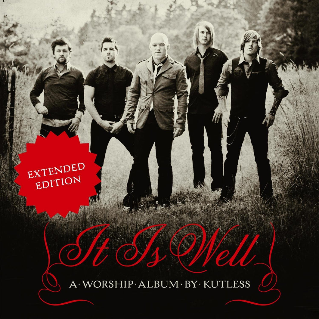Kutless It Is Well Deluxe Edition 2CD