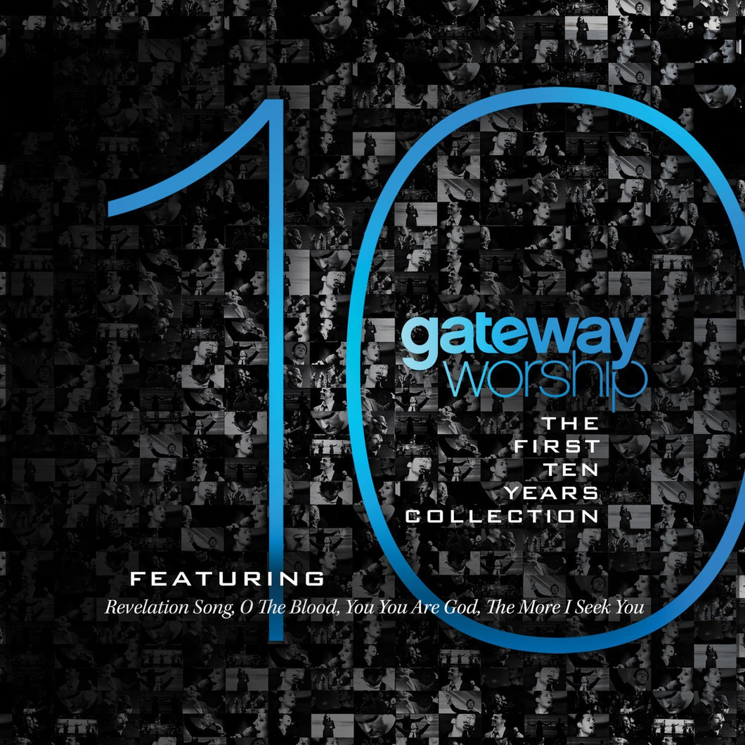 Gateway First 10 Years CD