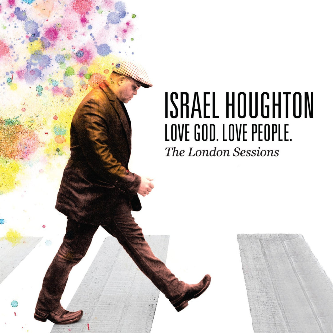 Israel Houghton Love God Love People CD