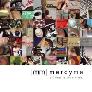 MercyMe All That Is Within Me CD