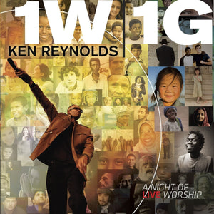 Ken Reynolds One Word / One God CD