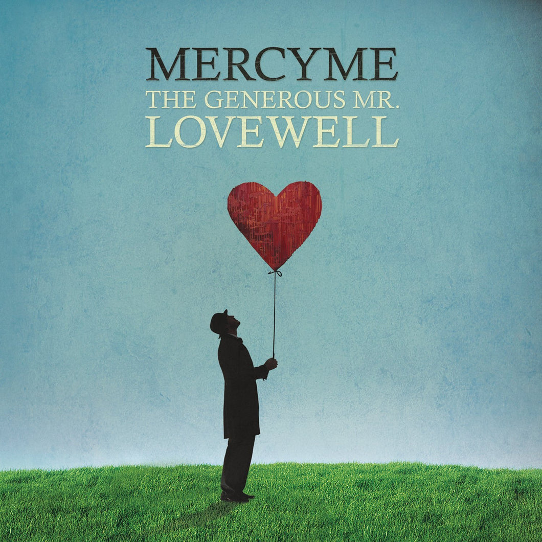 MercyMe Generous Mr. Lovewell CD