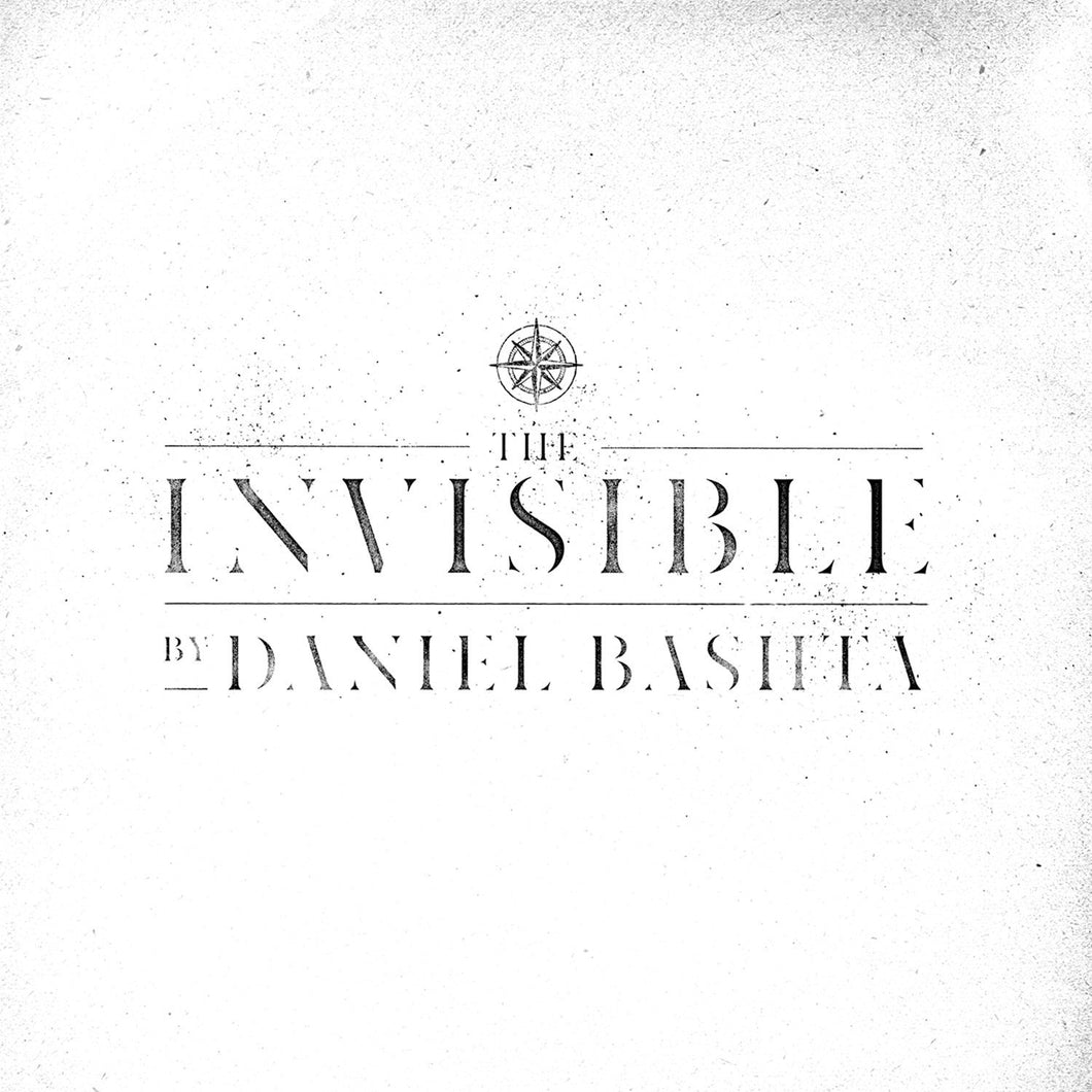 Daniel Bashta Invisible CD