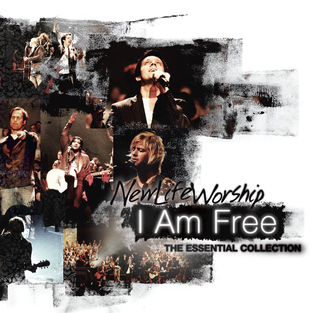 New Life Worship Essential Collection : I Am Free CD/DVD