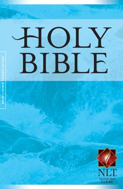 NLT Holy Bible Softcover