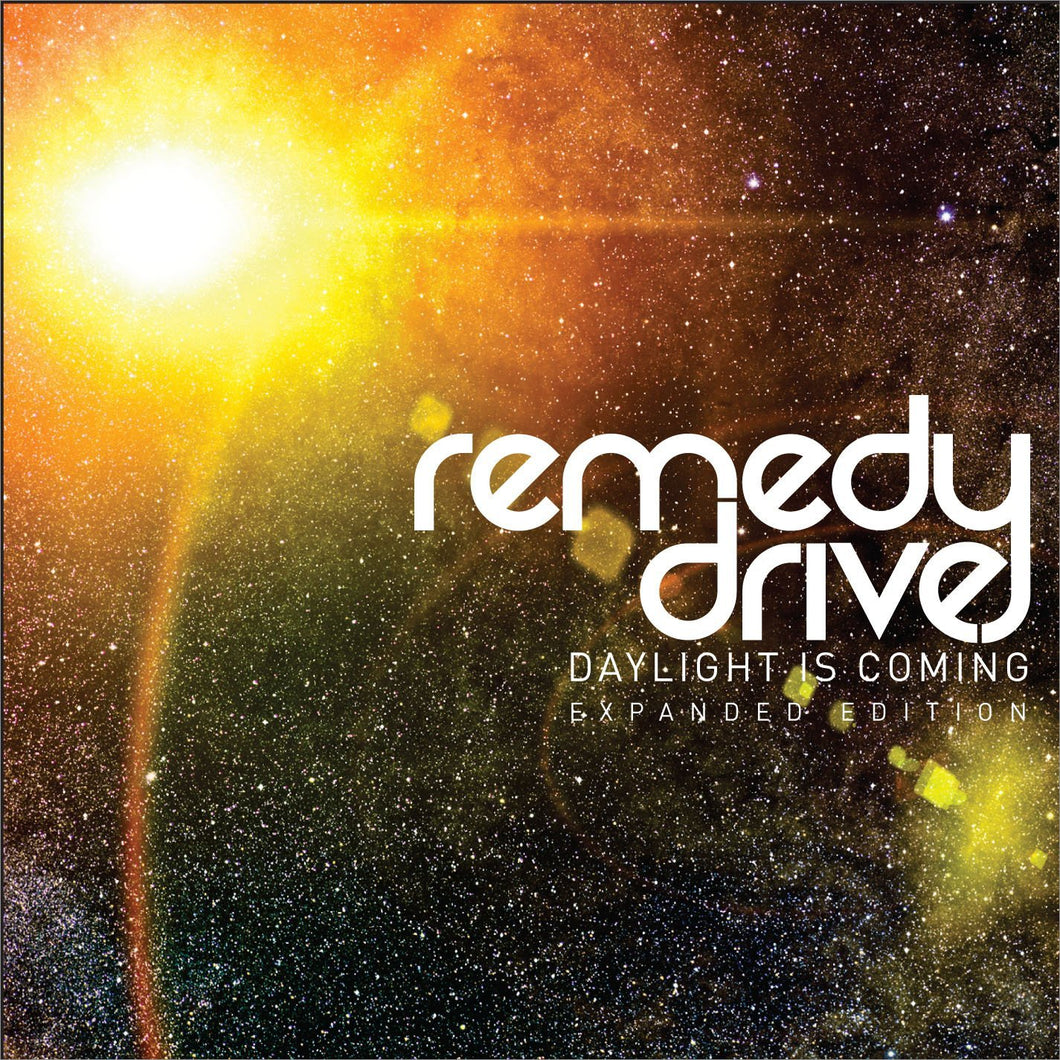 Remedy Drive Daylight is Coming EE CD