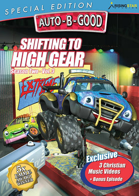 Auto-B-Good High Gear DVD
