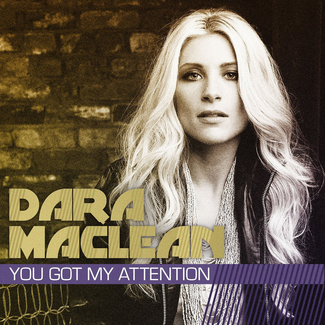 Dara Maclean You Got My Attention CD