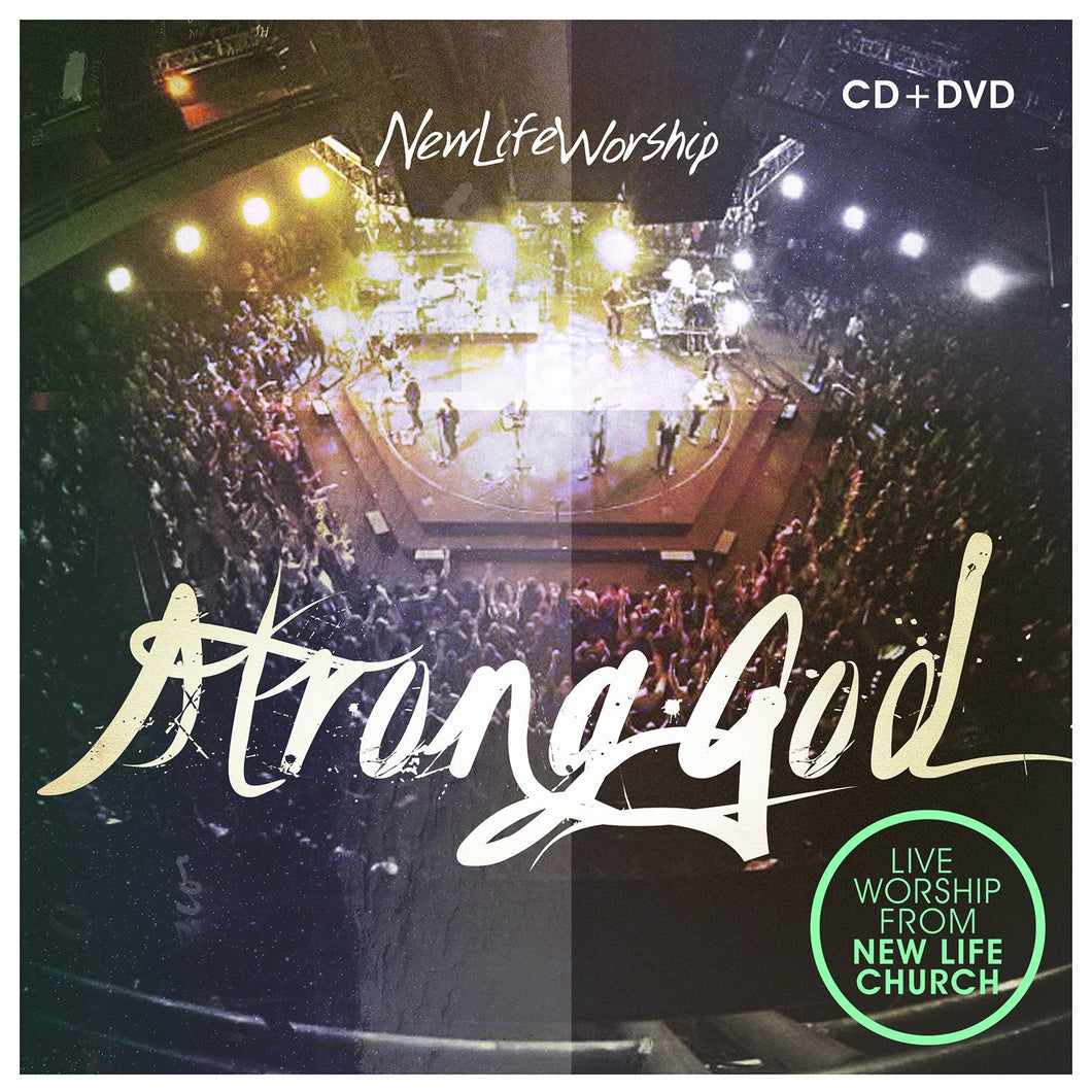 NewLife Strong God Deluxe CD/ DVD