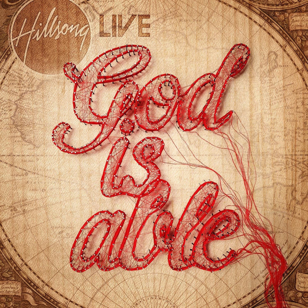 Hillsong God Is Able DVD