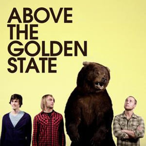 Above the Golden State CD