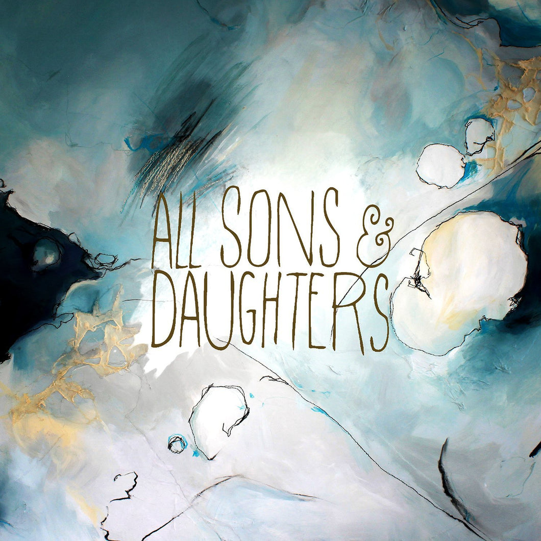 All Sons & Daughters CD