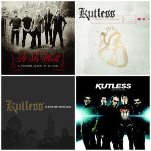 Kutless 5CD Collection Bundle Pack