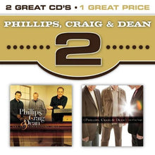 Phillips, Craig & Dean x2 Let the Worshippers Arise/Top of My Lungs 2CD