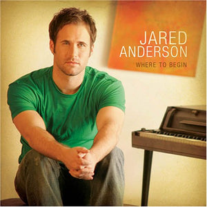 Jared Anderson Where to Begin CD