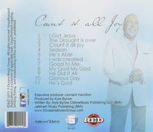 James Bolton Count It All Joy CD