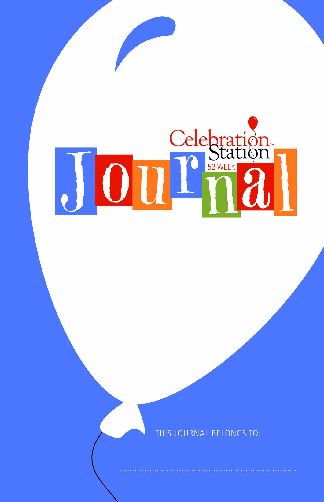 Group Celebration Station 52-Week Journal