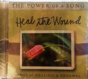 Various Power of a Song : Heal the Wound CD
