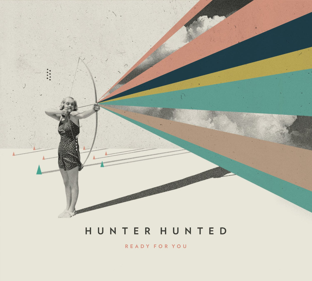 Hunter Hunted Ready For You CD