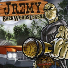 J Remy Backwoods Legend CD