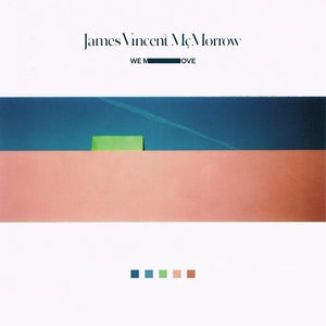 James Vince McMorrow We Move CD