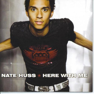 Nate Huss Here With Me CD