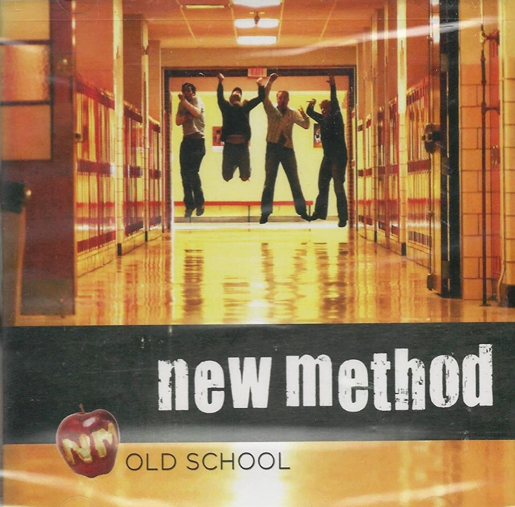 New Method Old School CD