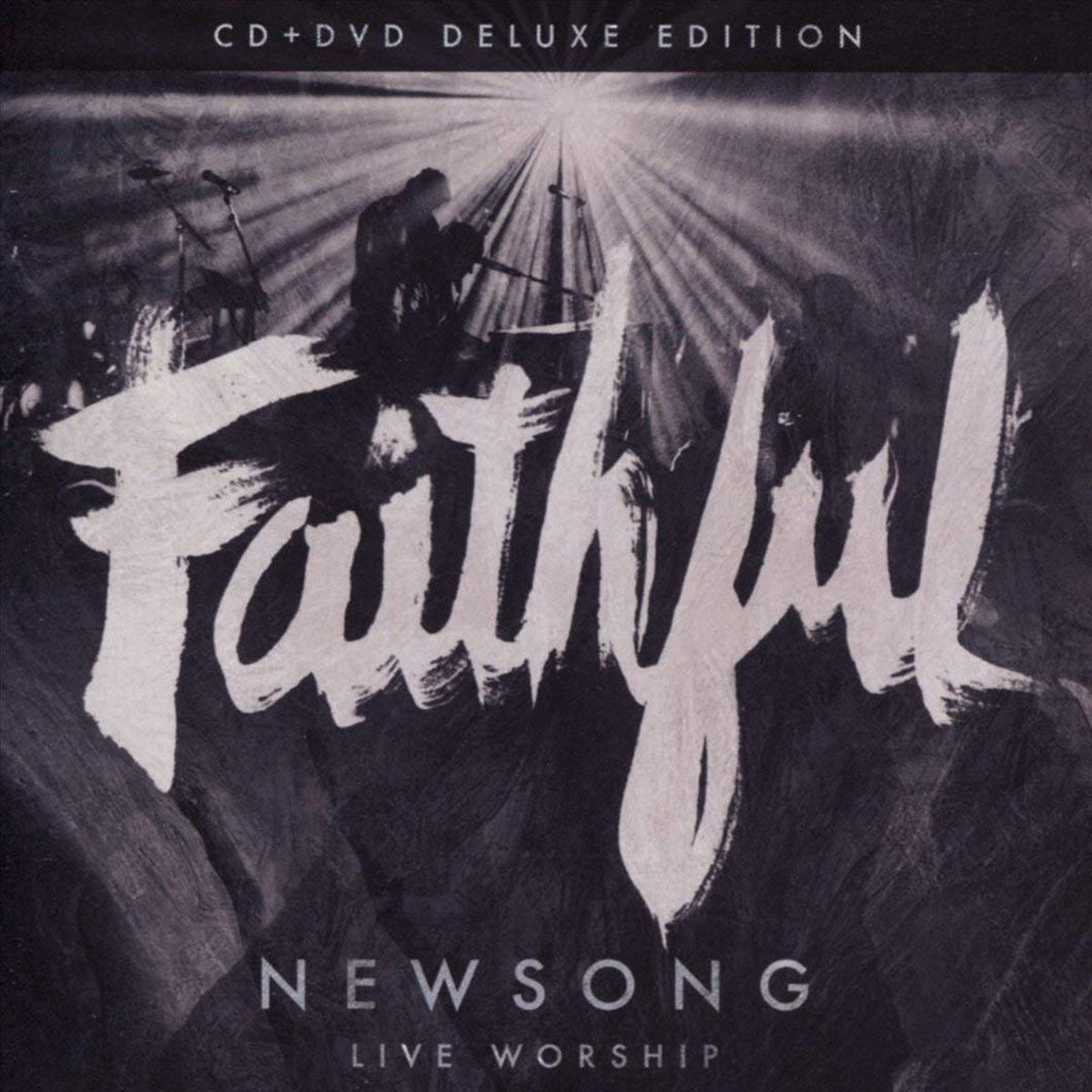 NewSong Faithful Deluxe Edition CD/DVD