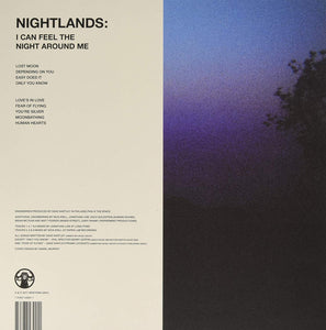 Nightlands I Can Feel The Night Around Me Vinyl LP