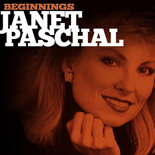Janet Paschal Beginnings CD