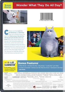 The Secret Life Of Pets : Wonder What They Do All Day? DVD