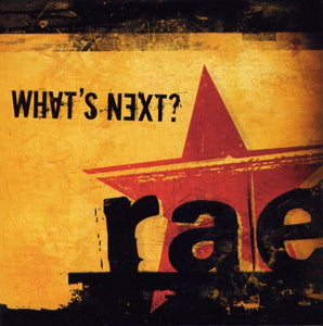 Rae What's Next CD