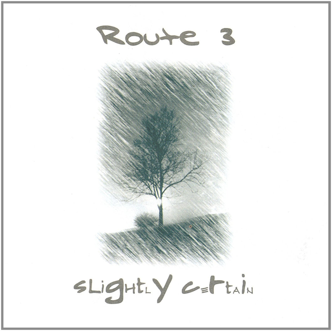 Route 3 Slighty Certain CD