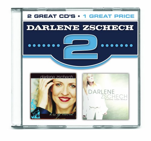Darlene Zschech x2 Change Your World/Kiss of Heaven 2CD