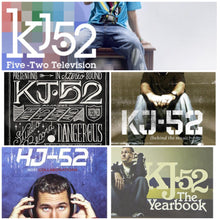 KJ-52 5CD/1DVD Collection Bundle Pack