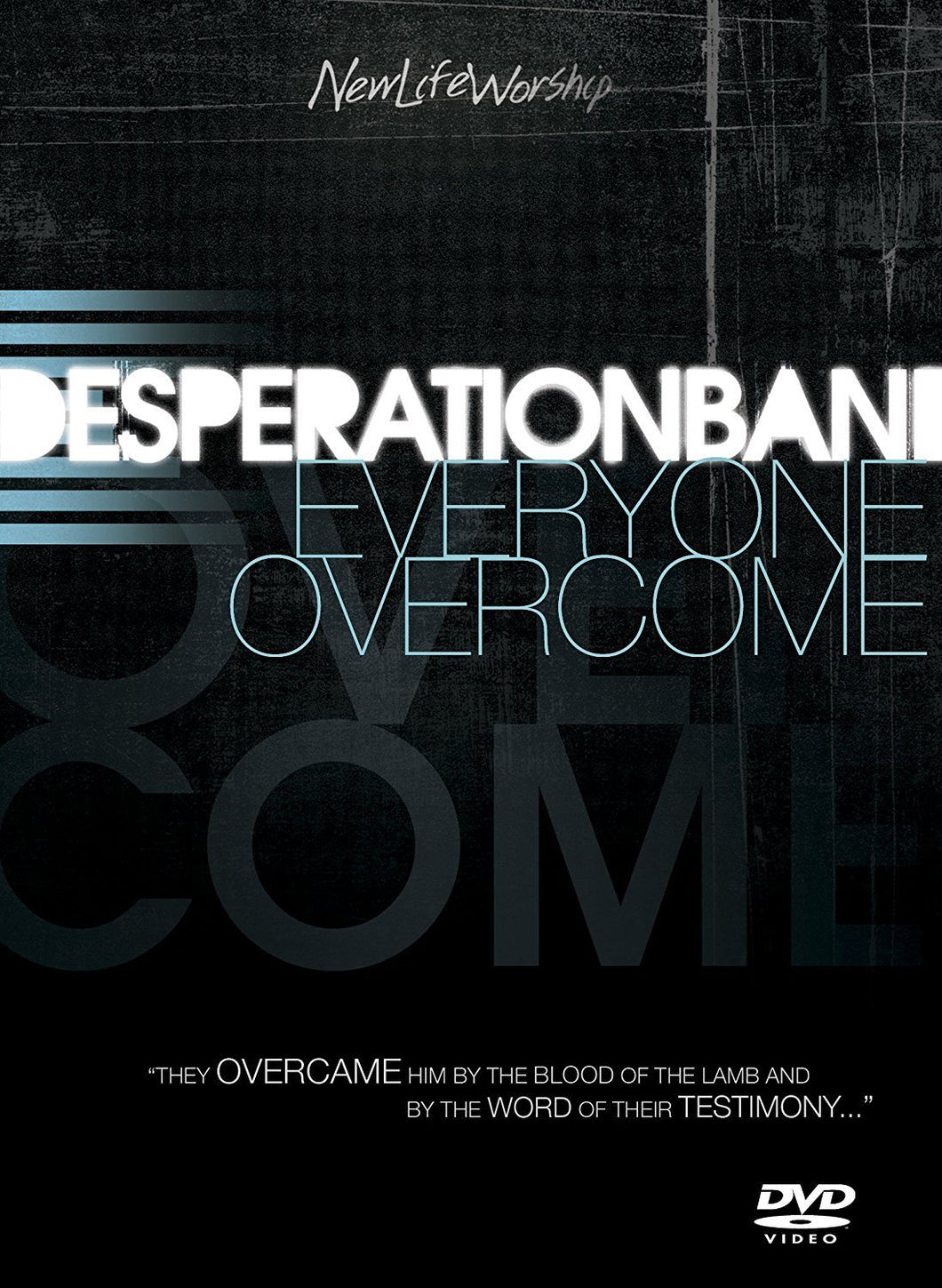 Desperation Band Everyone Overcome DVD