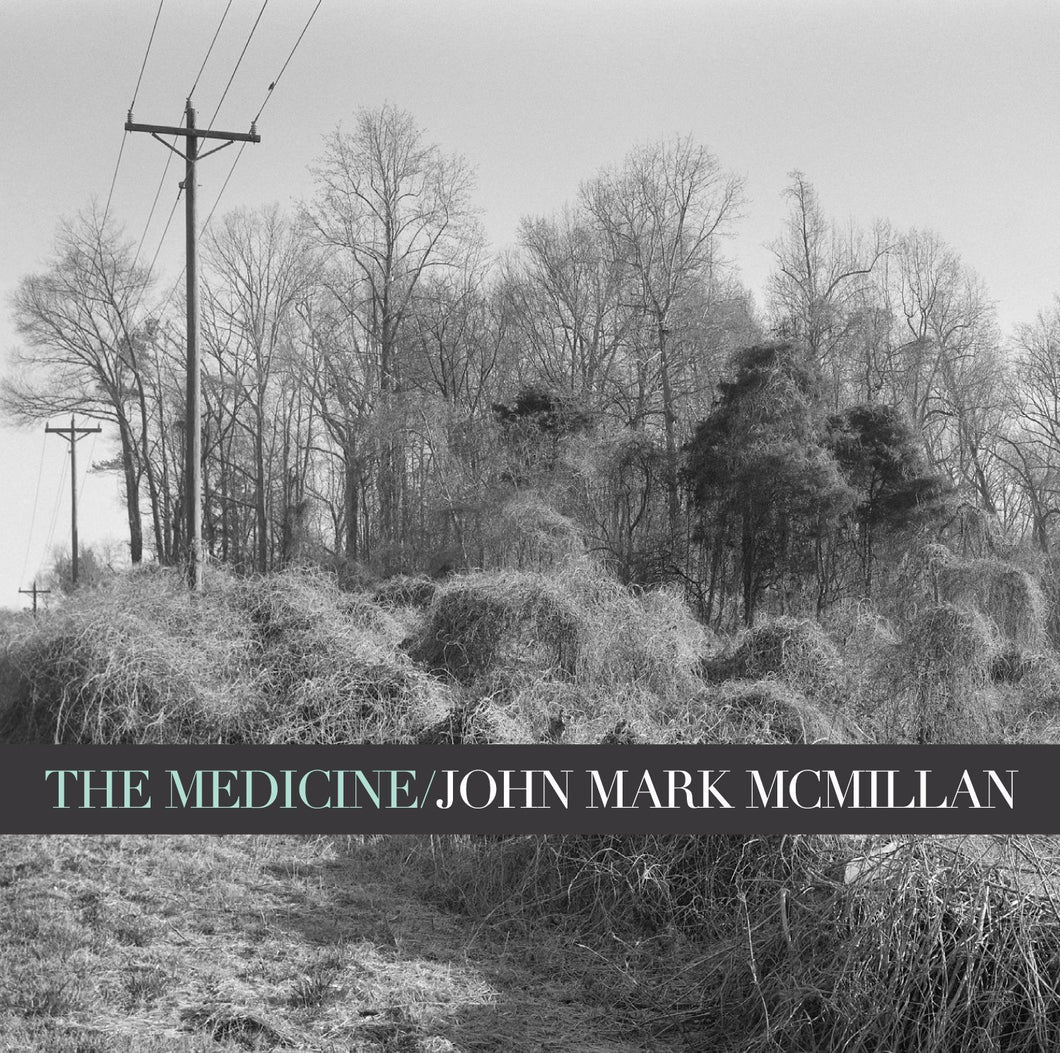 John Mark McMillan The Medicine CD