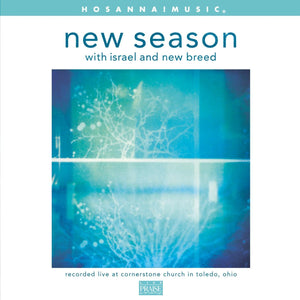 Israel & New Breed New Season CD
