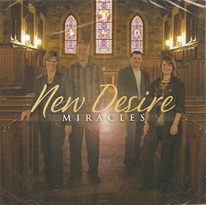 New Desire Miracles CD