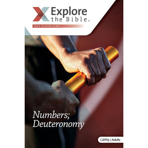 Explore the Bible Numbers; Deuteronomy Leader Guide NIV