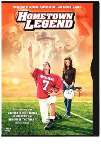 Hometown Legend DVD