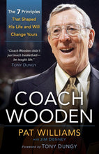 Pat Williams Coach Wooden
