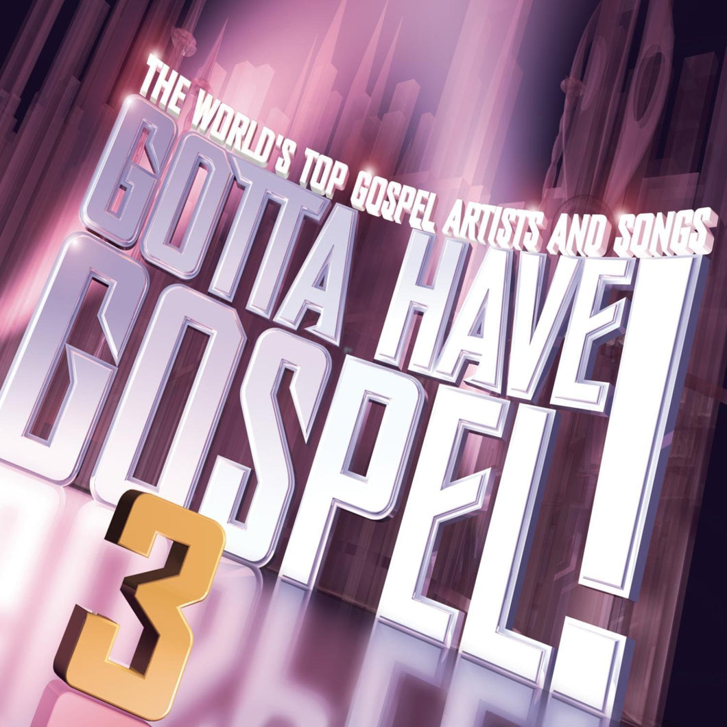 Various Gotta Have Gospel v.3 2CD