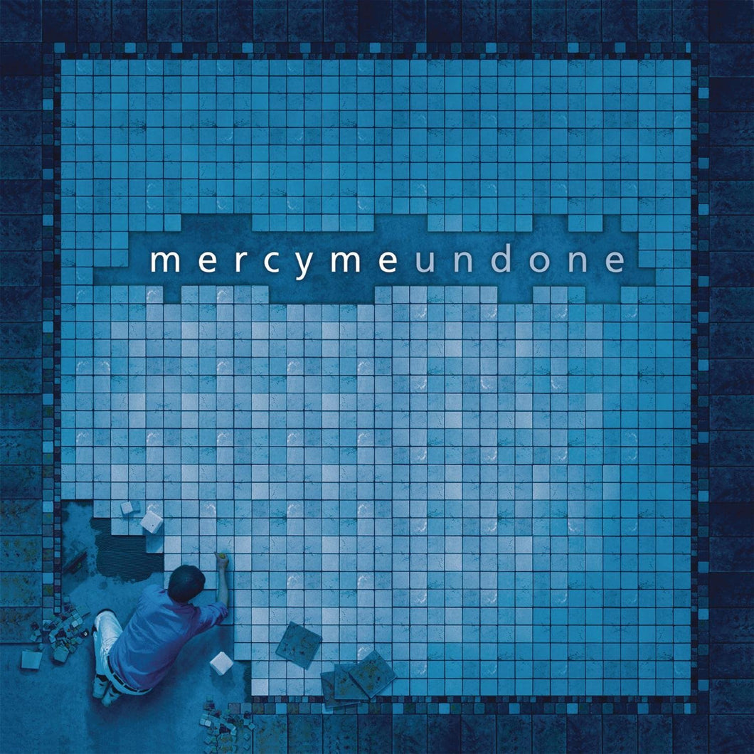 MercyMe Undone CD
