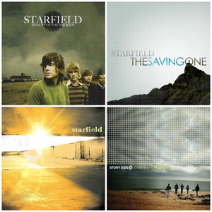 Starfield 4CD Collection Bundle Pack