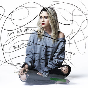 Bea Miller Not An Apology CD