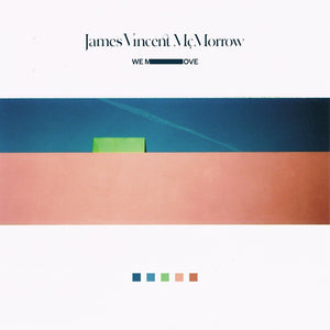 James Vince McMorrow / JVM We Move Vinyl LP