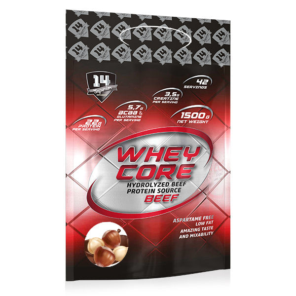 Whey Core Beef, 1500g