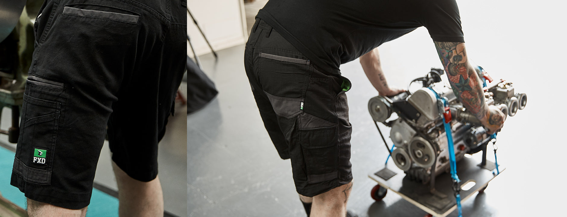 FXD Workwear Function by Design Work Shorts